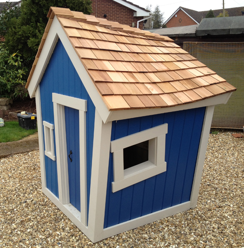 pictures wonky playhouse plans